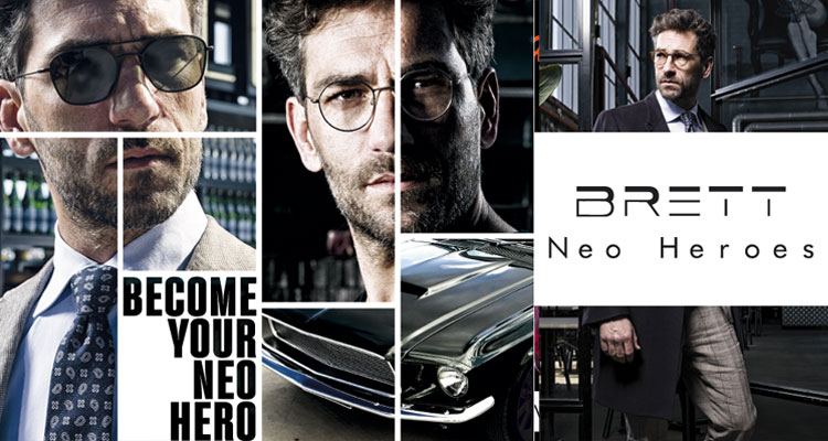 Brett Eyewear bei Optik Art in Dortmund