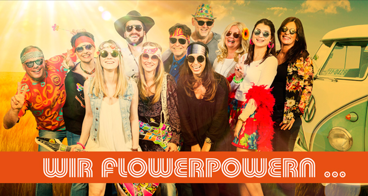 OPTIK ART ARCHIV - Flowerpower-Team