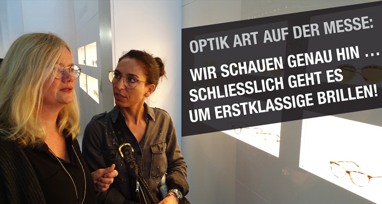 OPTIK ART ARCHIV - Messe Silmo 2017