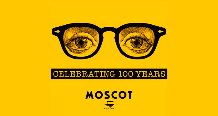 OPTIK ART ARCHIV - Moscot 2015